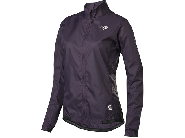 Fox Defend Wind Jacket Women dark purple